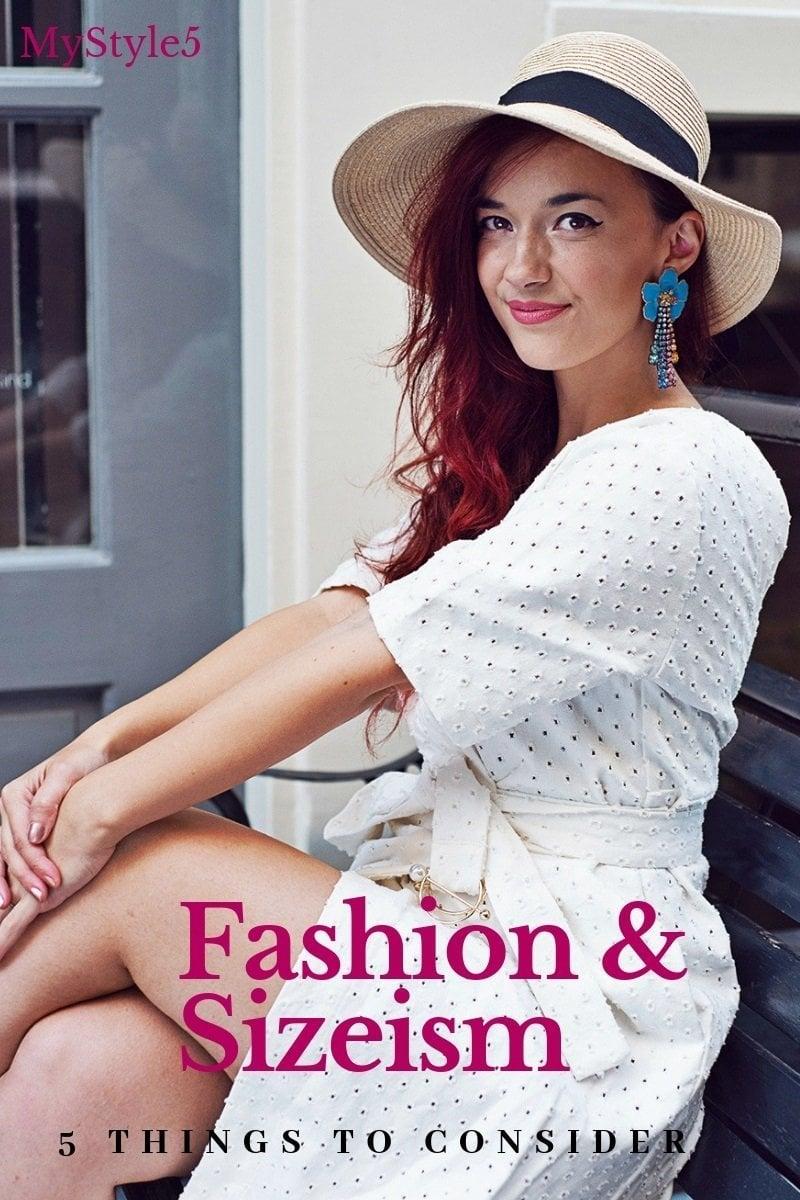 Fashion & Sizeism