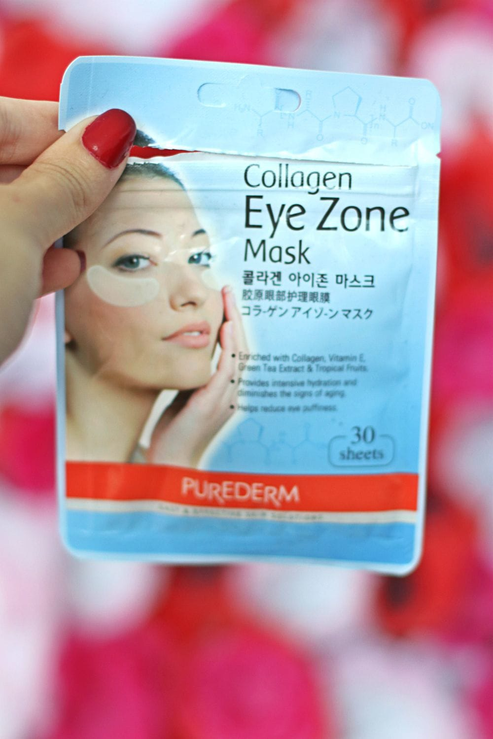 purederm collagen eye patches review mystyle5